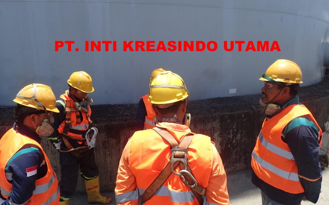 TANK CLEANING HCL T.12 A KAP. 2300KL PT. AKR CORPORINDO Tbk (TERMINAL NILAM TIMUR)