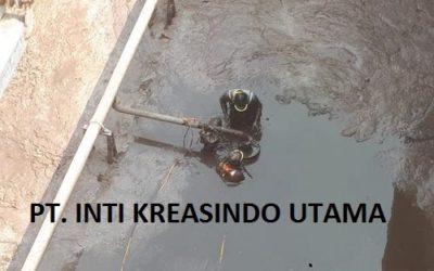 Pengurasan/Over Pumping Di PT.ECCO TANNERY INDONESIA