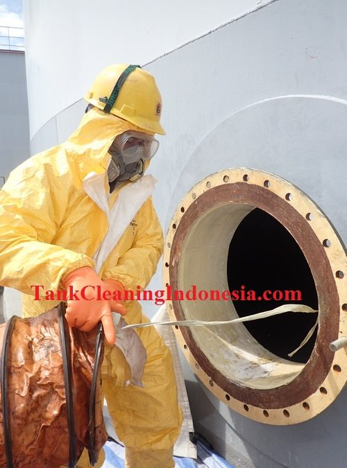 Jasa Tank Cleaning Denpasar