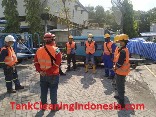 Jasa Tank Cleaning di Samarinda