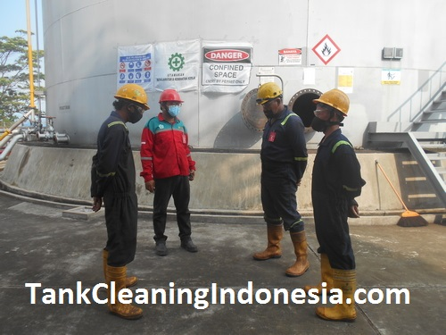 Jasa Tank Cleaning Makassar