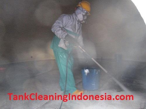 Jasa Pencucian Tangki Silo di Makassar