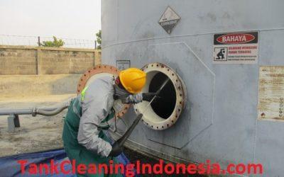 Jasa Tank Cleaning Sidoarjo