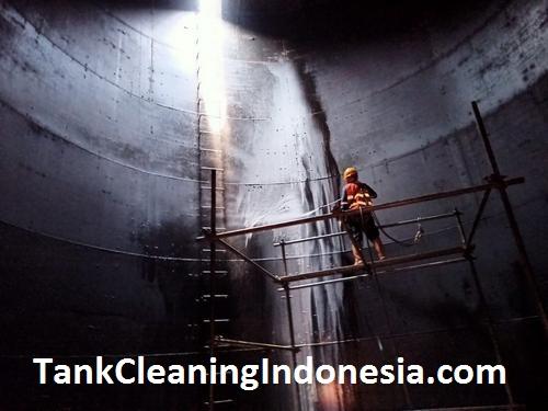 Jasa Tank Cleaning Banjarmasin