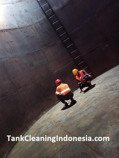 Jasa Tank Cleaning Tegal